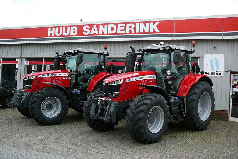 Overname Huub Sanderink Landbouwmechanisatie