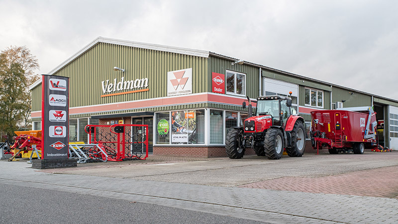 Landbouwmechanisatiebedrijf Veldman Daarle