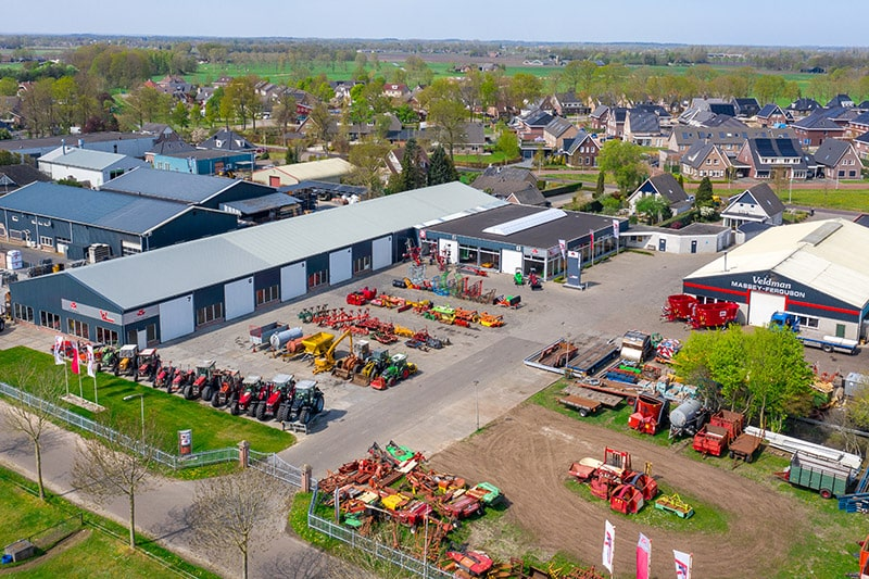 Landbouwmechanisatiebedrijf Veldman Marienheem